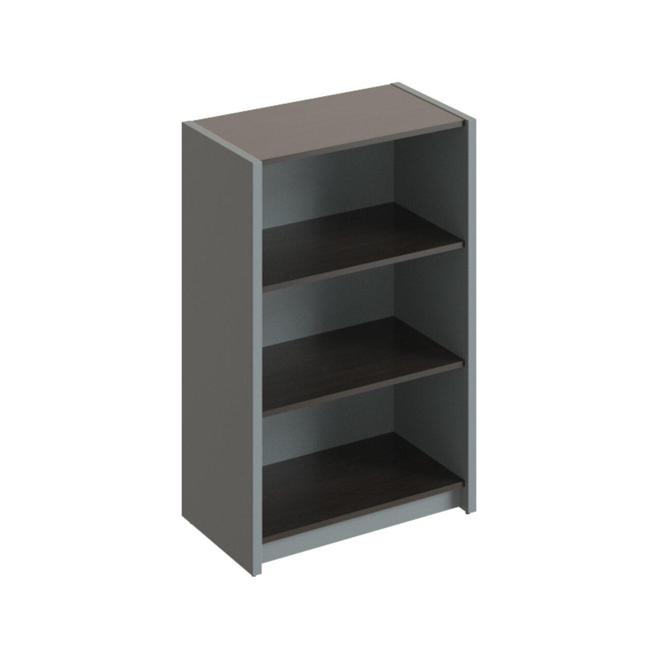 Шкаф средний открытый  Дельта 80x45x123 - фото 1