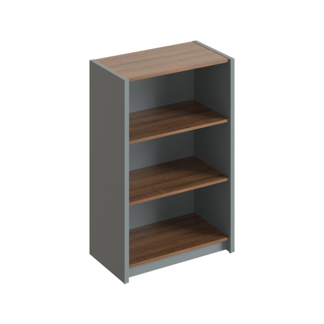 Шкаф средний открытый  Дельта 80x45x123 - фото 3