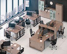 Мебель для персонала Форма