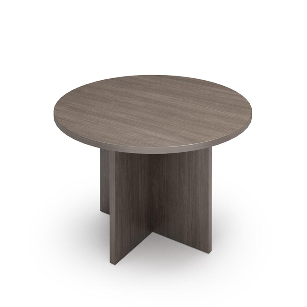 Стол для перговоров круглый - фото 3
