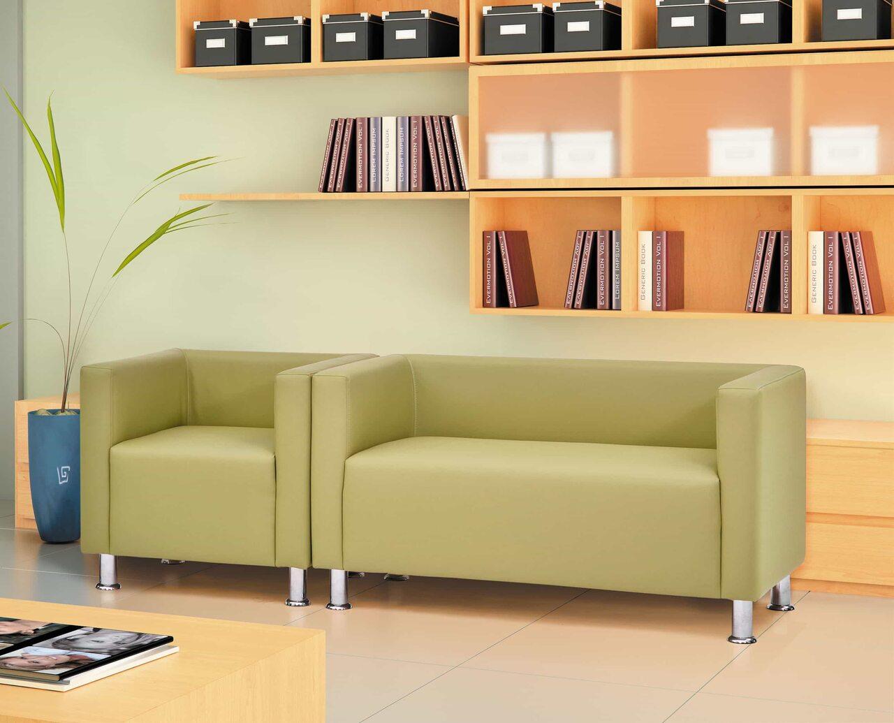Мягкая офисная мебель Алабама - фото 1