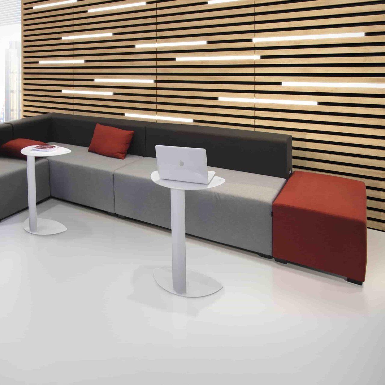 Мягкая офисная мебель Куб - фото 1