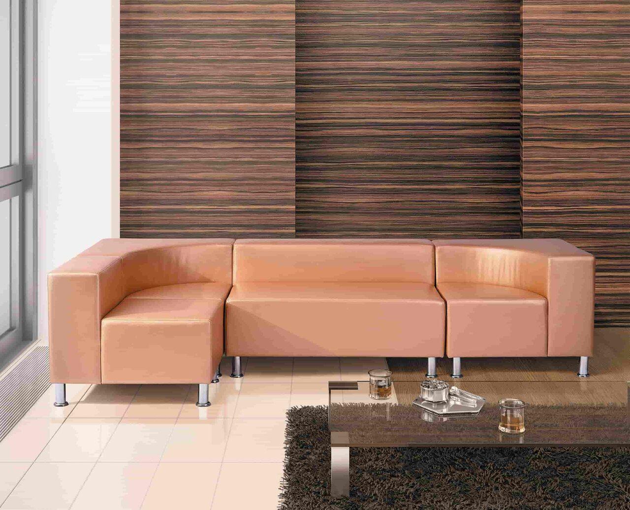 Мягкая офисная мебель Лагуна - фото 1