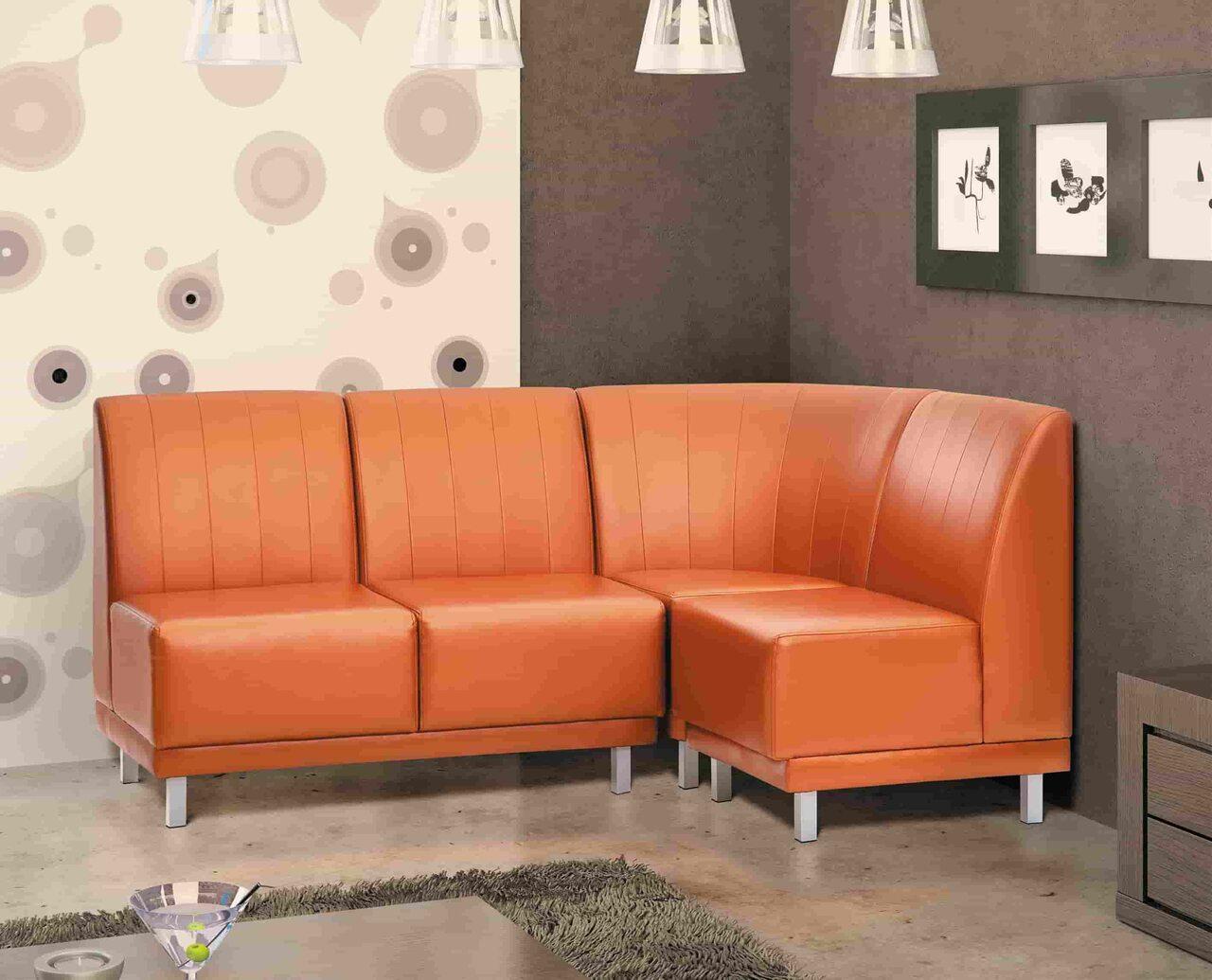 Мягкая офисная мебель Сити - фото 1
