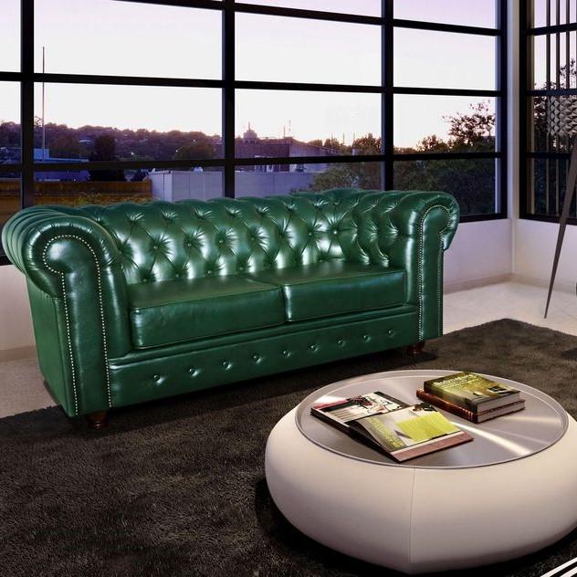 Мягкая офисная мебель Альфа Честер