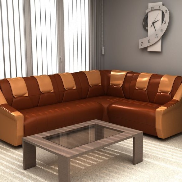 Мягкая офисная мебель Альфа