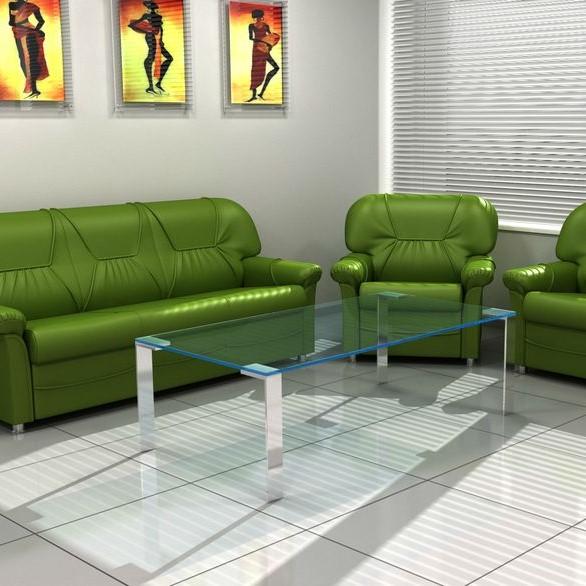 Мягкая офисная мебель Дельта