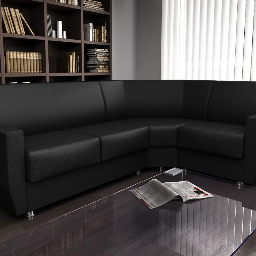 Мягкая офисная мебель Омега