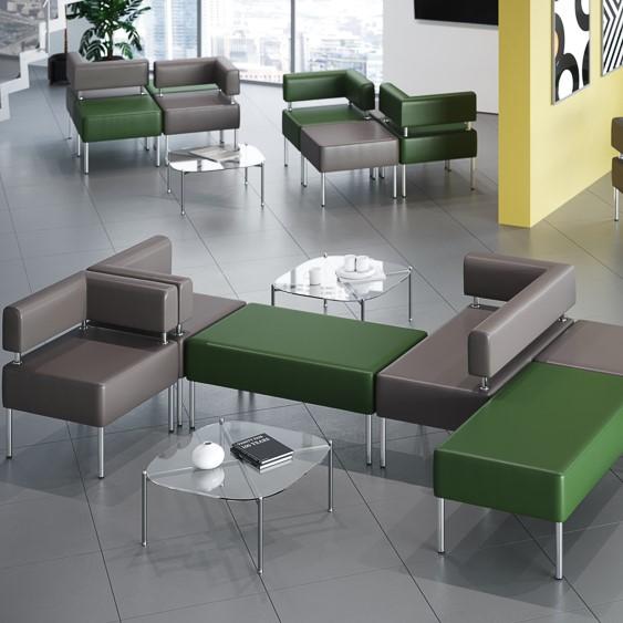 Мягкая офисная мебель МС