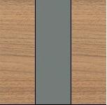 Орех ногаро/антрацит премиум/орех ногаро