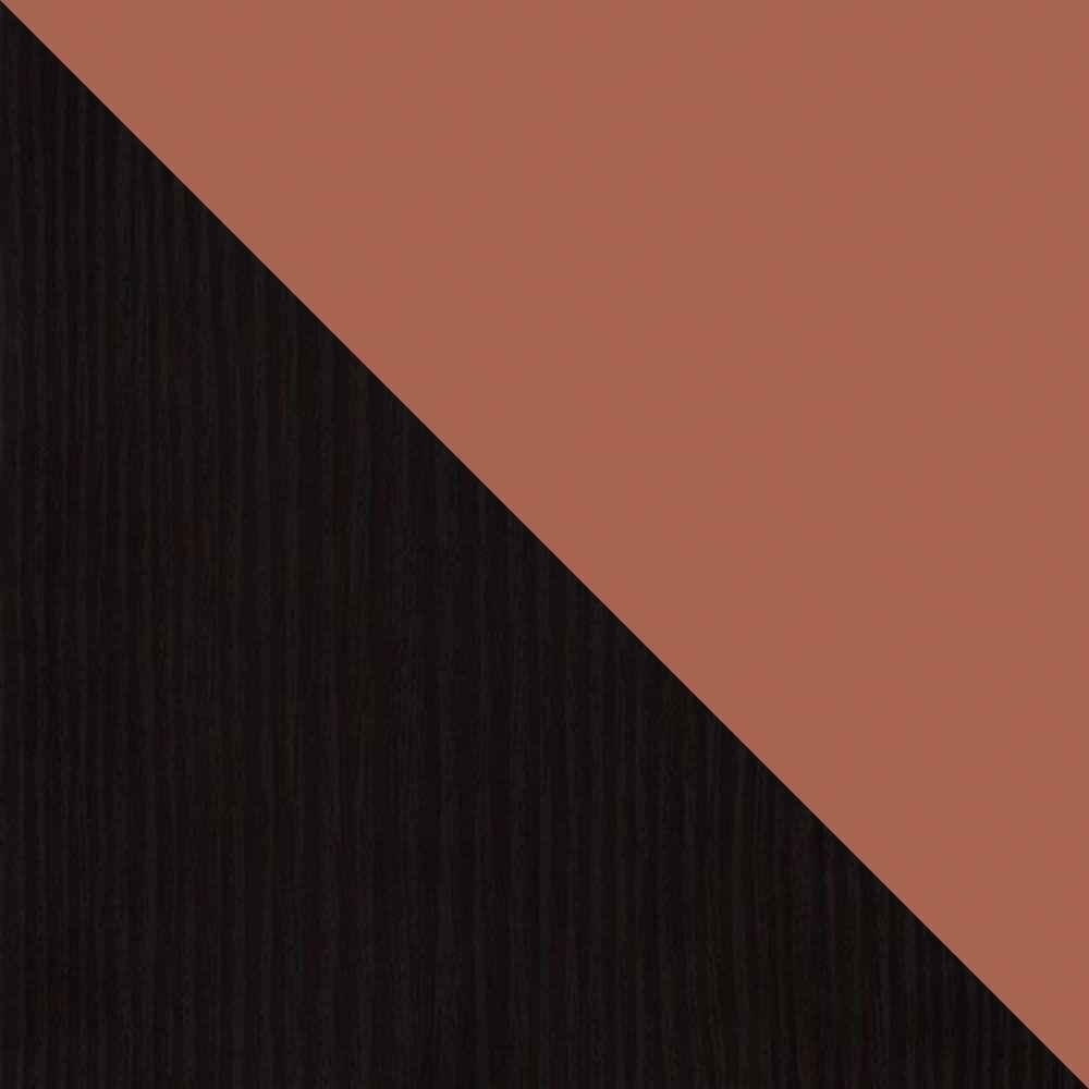 Дуб Линдберг Темный/Терракот