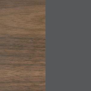 Грецкий орех (W-24B)/Метеоритно-Серый (S-59)