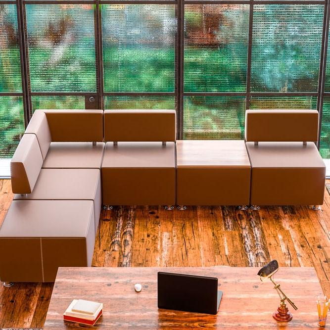 Мягкая офисная мебель Мальта