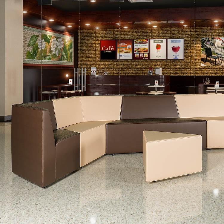 Мягкая офисная мебель ОРИГАМИ